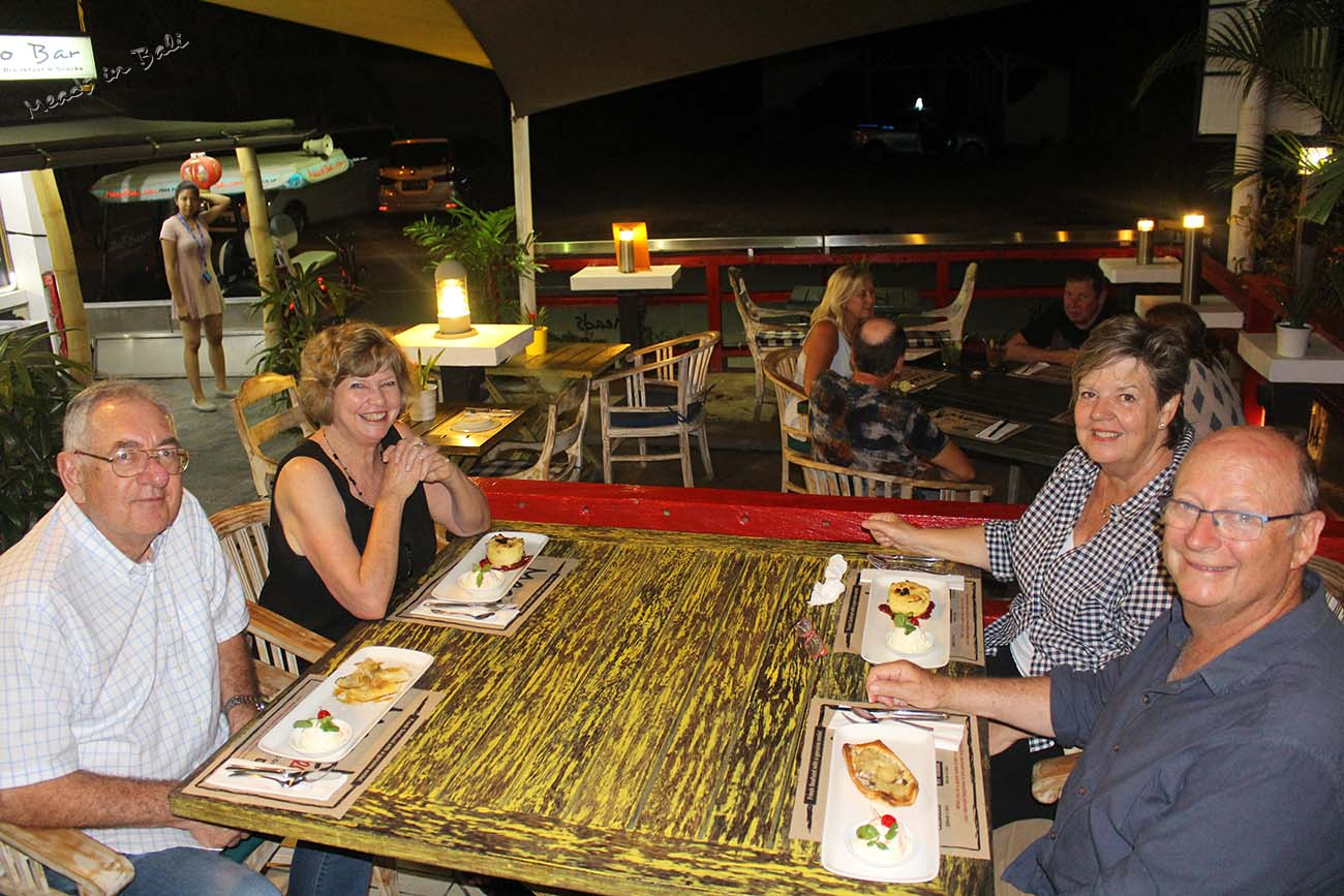 A Night Out @ Meads in Bali