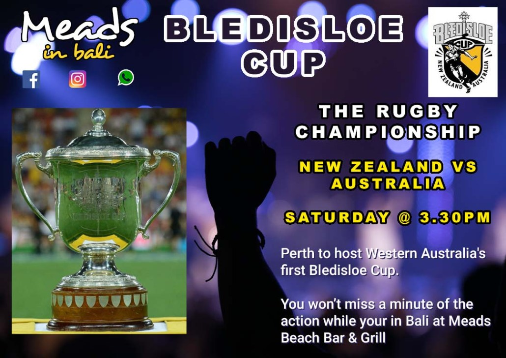 Meads Sports Bledisloe Cup