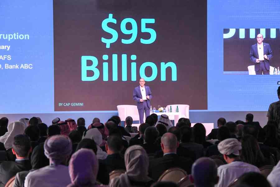 AFS Chairman at the 2nd Middle East & Africa FinTech Forum: Financial disruption is a catalyst for change and an opportunity