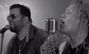 Pat James and Jules Cardoso powerfully present great songs