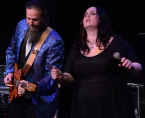 Trevor and Tara MacKenzie