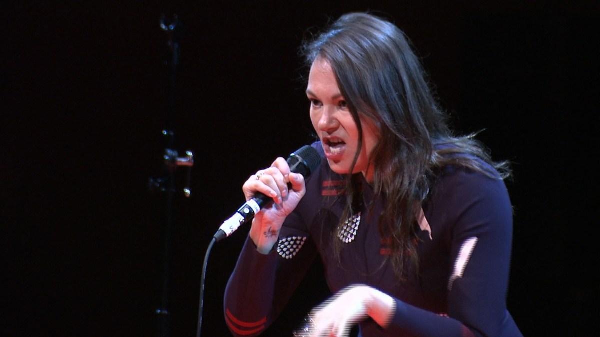 Tanya Tagaq Touches Our Primal Nature