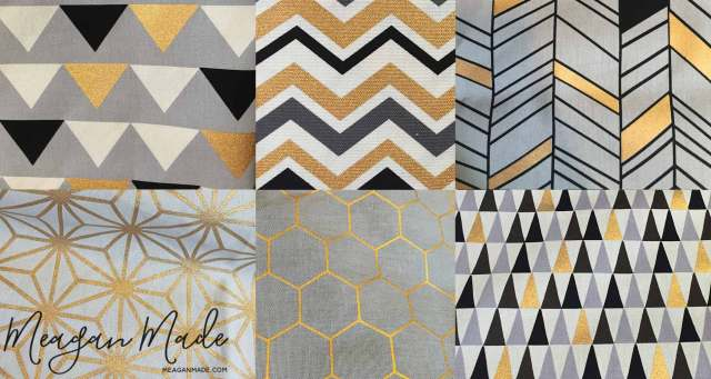 Fabric Samples | MeaganMade.com