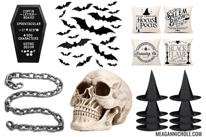 17 of the Best Amazon Halloween Decor Finds