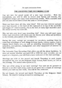 LTRC - An open Invitation