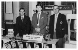 Leicester Co-op show stall 1962