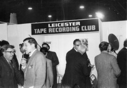 Leicester Co-op show stall
