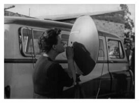 Parabolic reflector 1