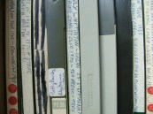 LTRC tape archive - tape spines