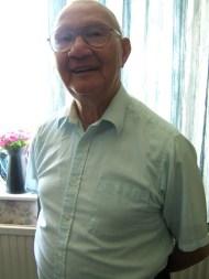 Former LTRC member Dennis Blackmore