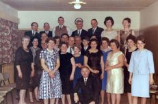 DTRC members - November, 1963
