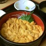 平成30年 積丹 みさき ウニ丼