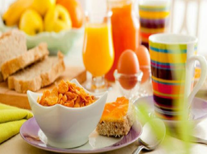 5 Rregulla per nje mengjes te shendetshem