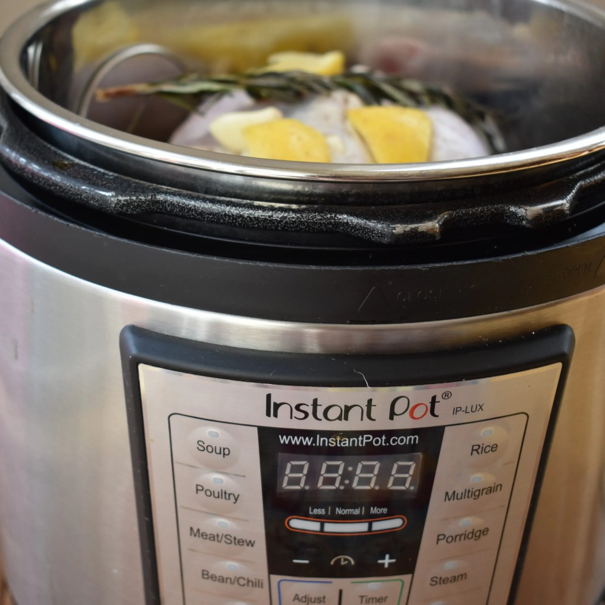 5 Honest Truths About my Instant Pot I Didn't Know Before I Bought it.