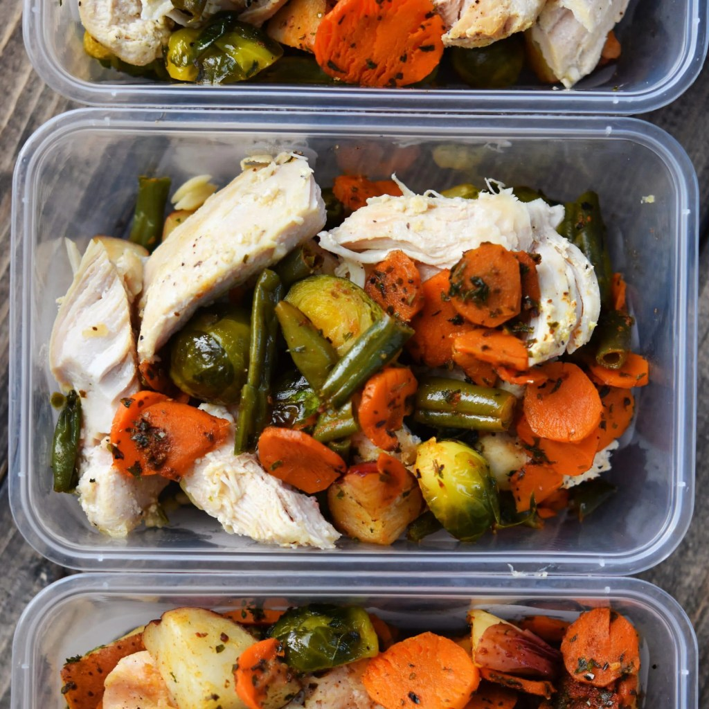 5 Types of Meal Prep to Fit Your Lifestyle