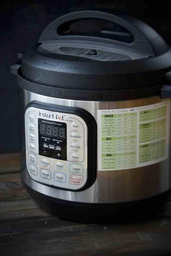 Electric Pressure Cooker Cook Time Sheet Sheet Magnet