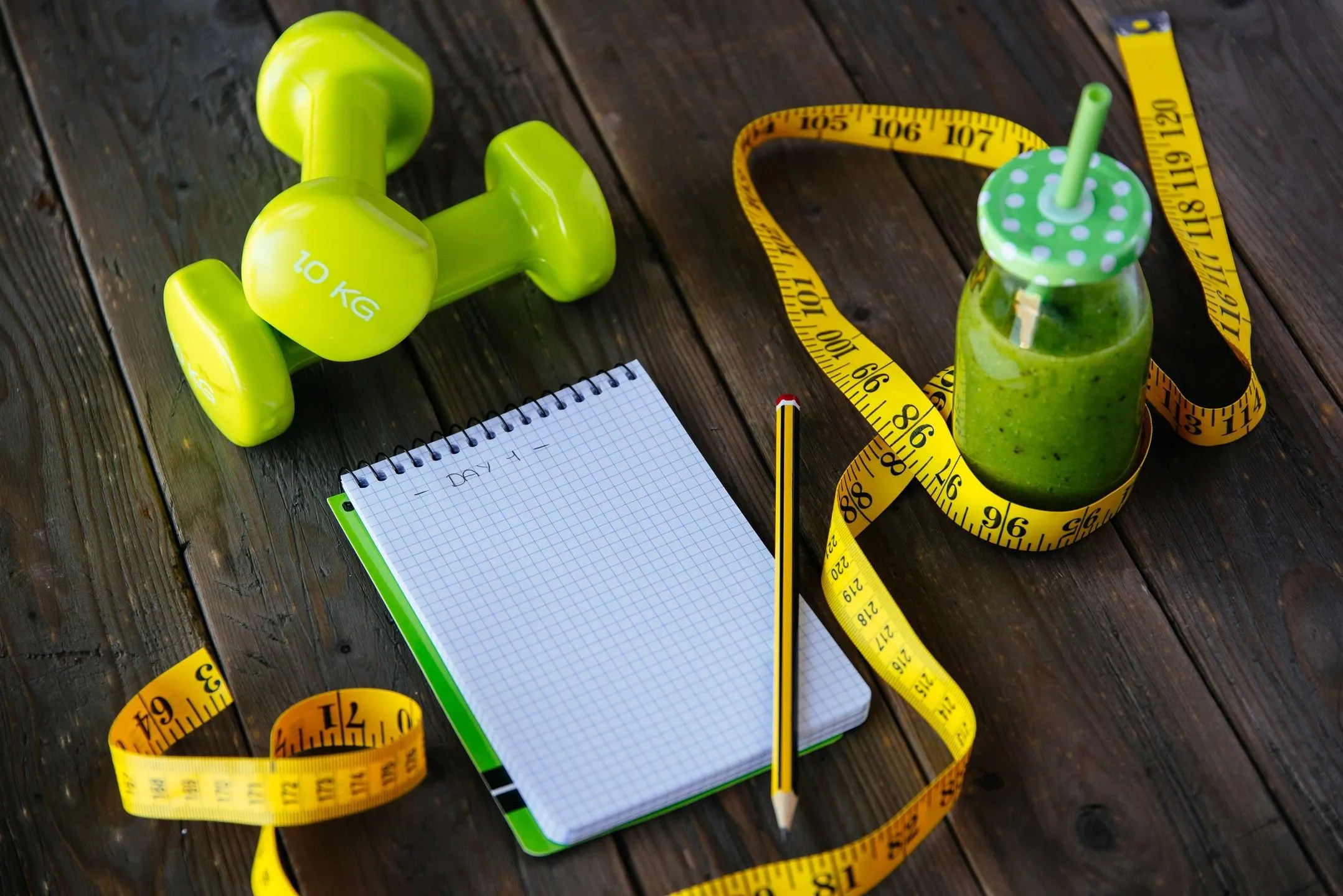 5 things I am doing to kick start weight loss... again