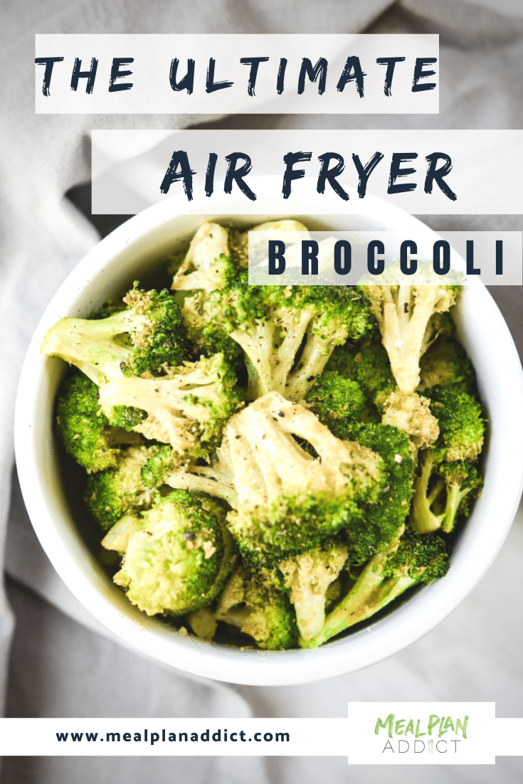 the ultimate air fryer broccoli
