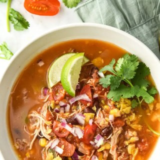 Instant Pot Mexican Fiesta Soup4