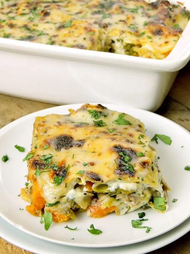 leftover-turkey-lasagna
