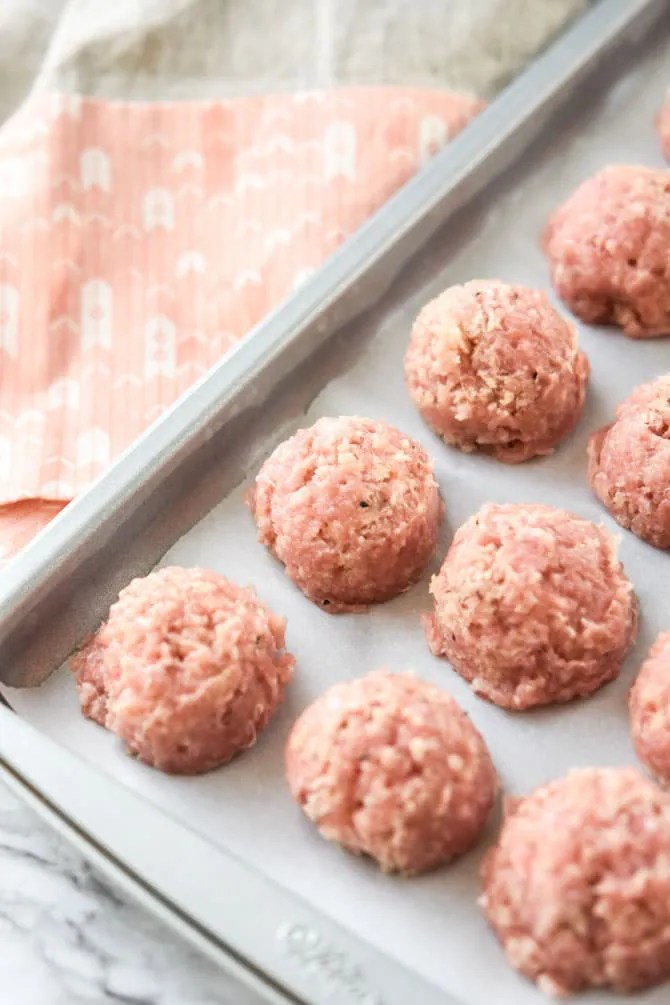 How to prep and freeze meatballs_How to prep and freeze meatballs_
