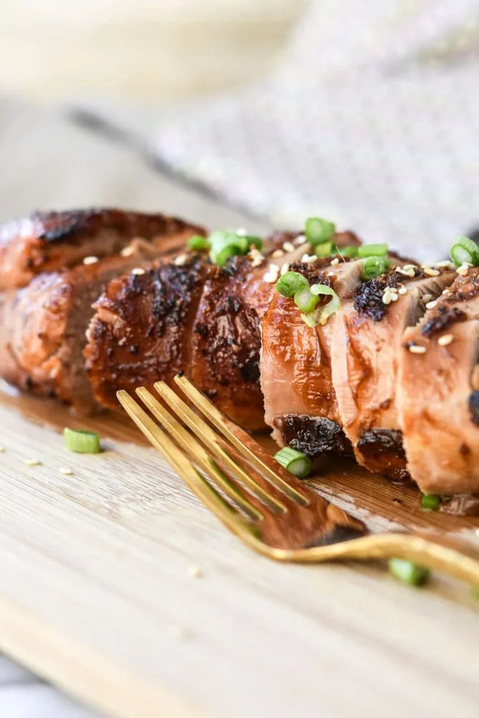Spicy Maple Ginger Pork Tenderloin-6