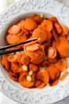 Air Fryer Sesame Ginger Carrots-2