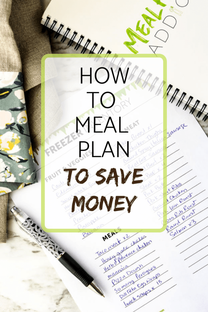 How to meal plan to save moneyHow to meal plan to save money