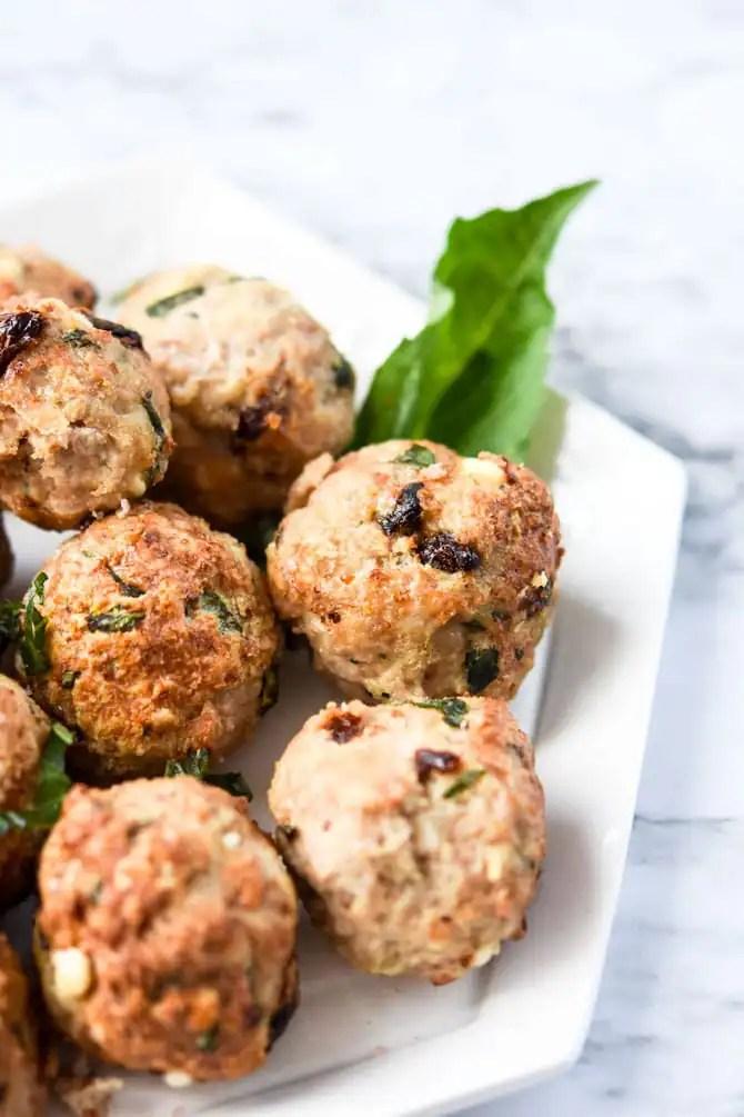 Mediterranean Turkey Meatballs-7Mediterranean Turkey Meatballs-7