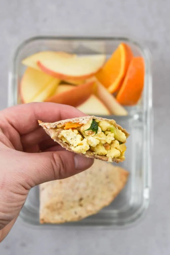 Veggie Loaded Breakfast Pockets-13