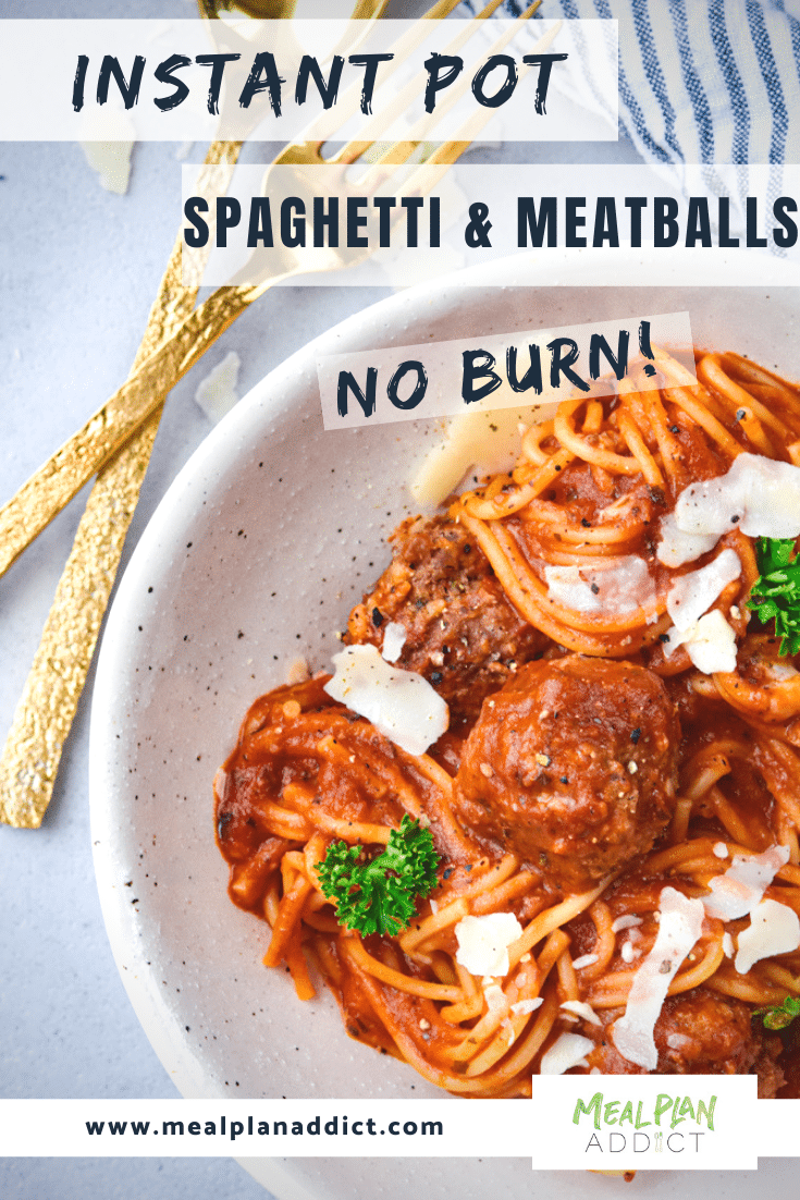instant pot spaghetti and meatballs (3)