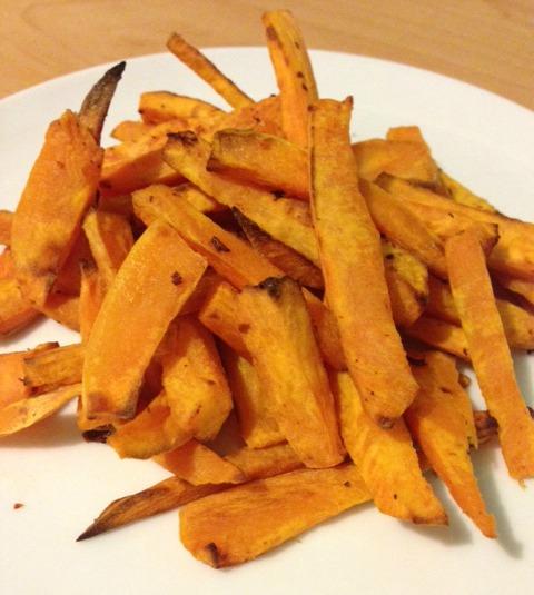 sweet potato fries 1