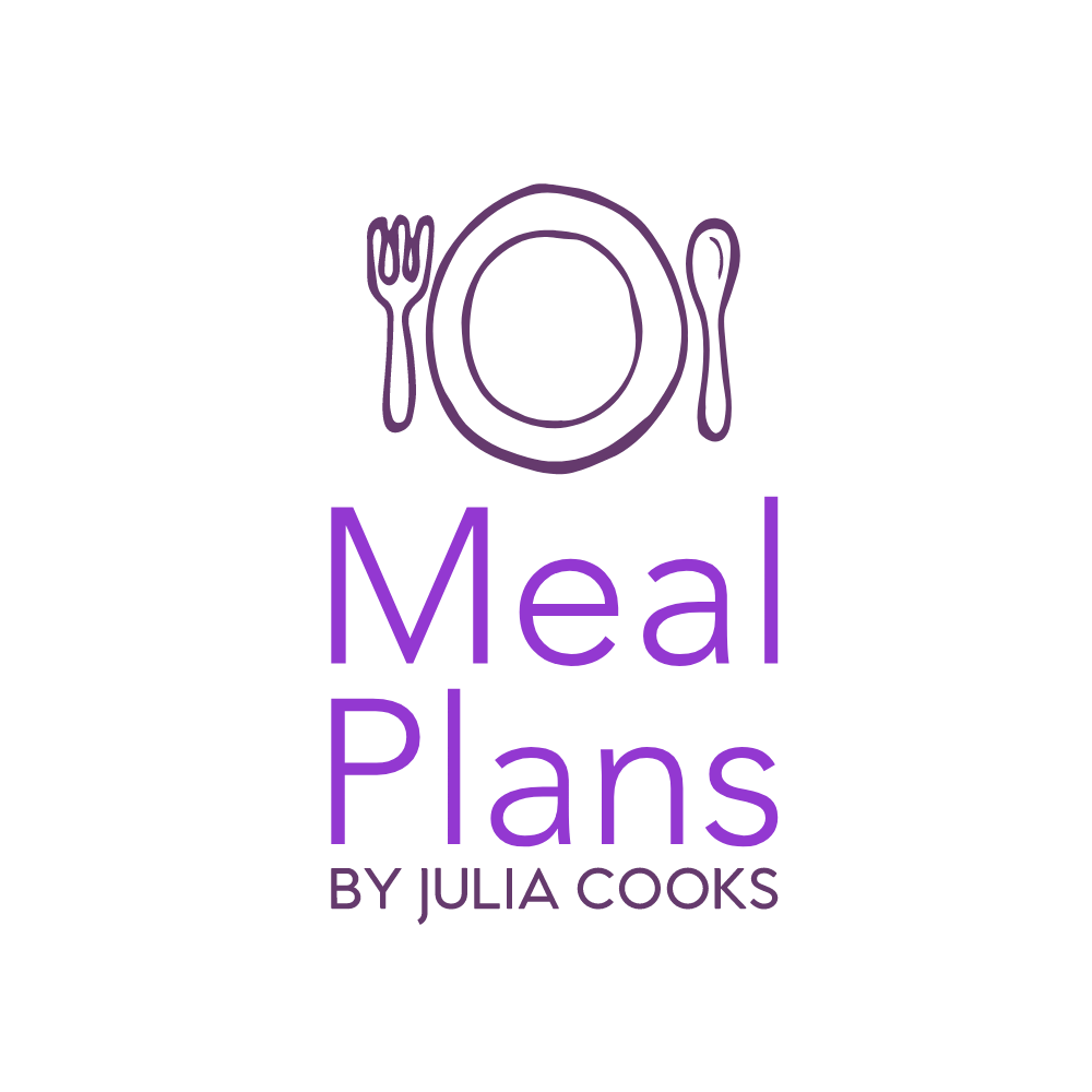 Free Sample Meal Plan | Family Friendly Meal Plans by Julia Cooks
