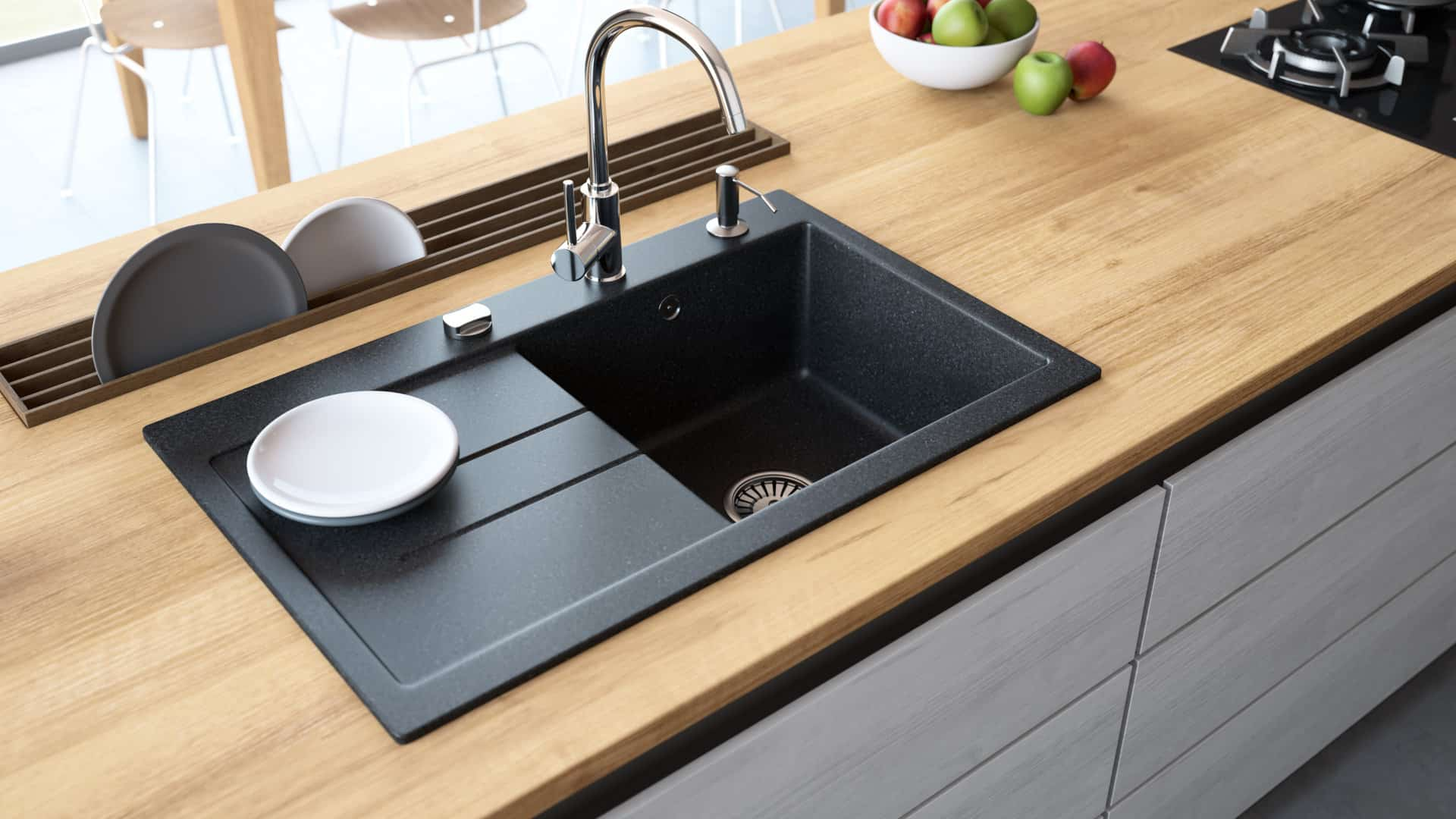 pros and cons of granite composite
