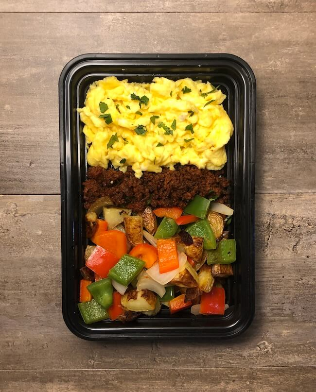 Read more about the article Chorizo Breakfast Bowls