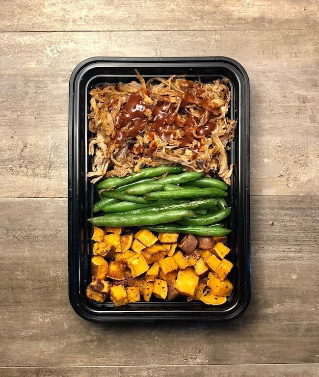 Read more about the article Shredded Pork & Sweet Potatoes