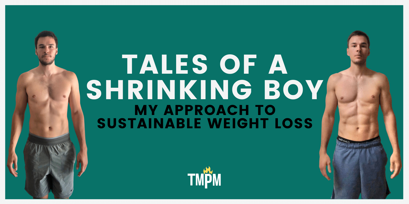 Read more about the article Tales of a Shrinking Boy: My Approach to Sustainable Weight Loss