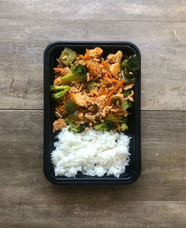 Read more about the article Korean Ground Chicken Bowls