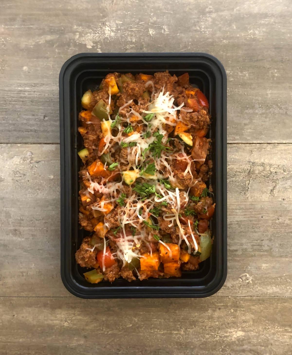 Read more about the article Sloppy Joe Sweet Potato Skillet