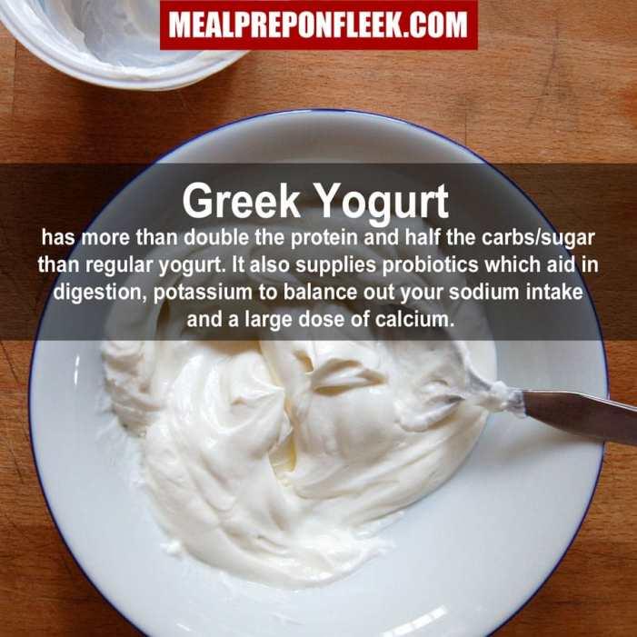 health benefits of greek yogurt