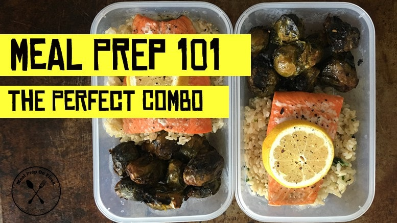 Meal Prep 101 For Beginners