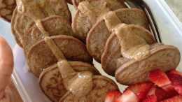 pancake meal prep