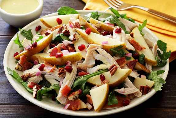 paleo-newbie-turkey-pear-salad-1266x850