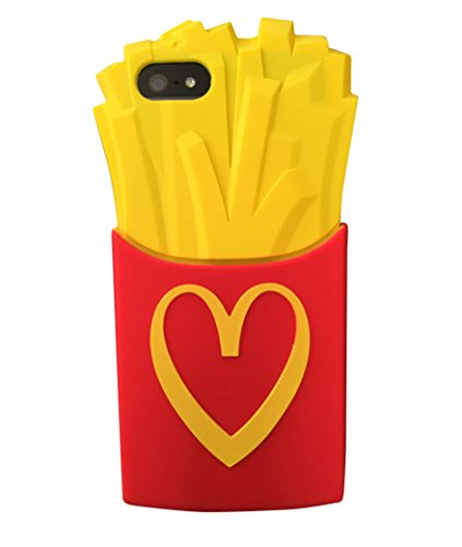 french-fries-cell-phone-case