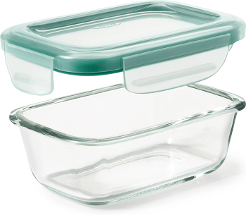 glass meal prep containters