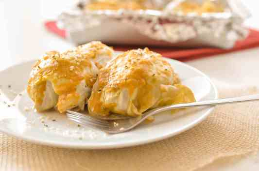 Whole30 Pumpkin Mustard Stuffed Cabbage-5