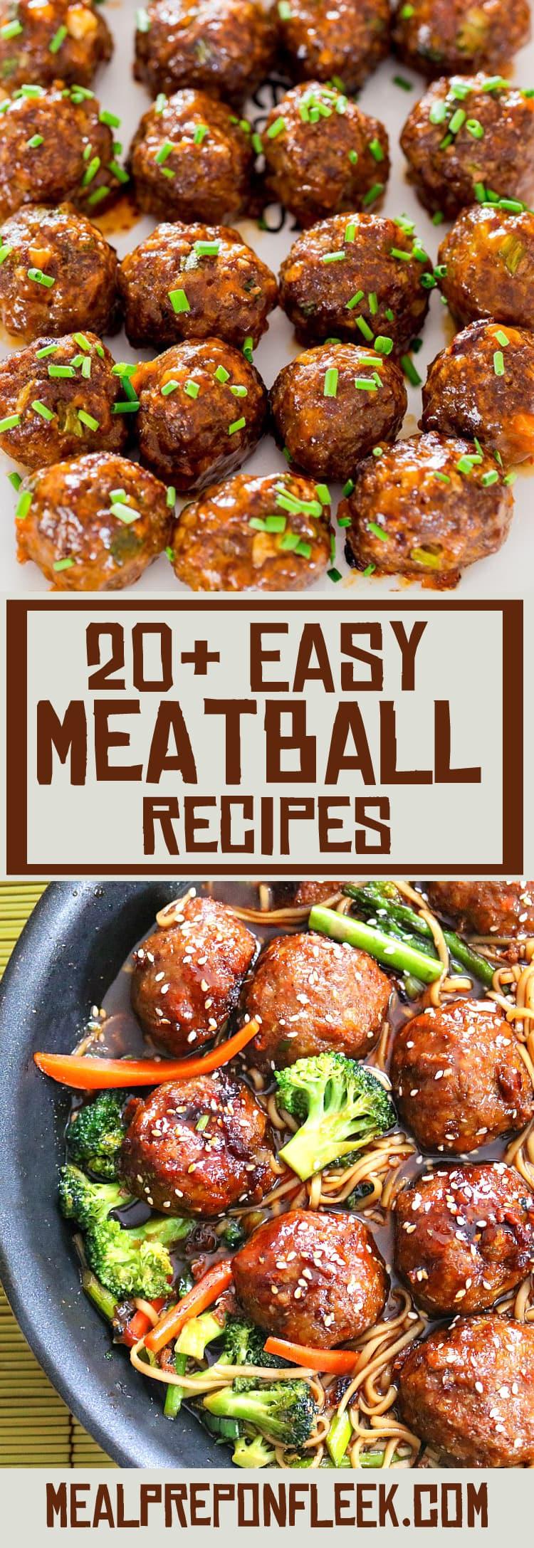 20 Easy Meal Prep Recipes