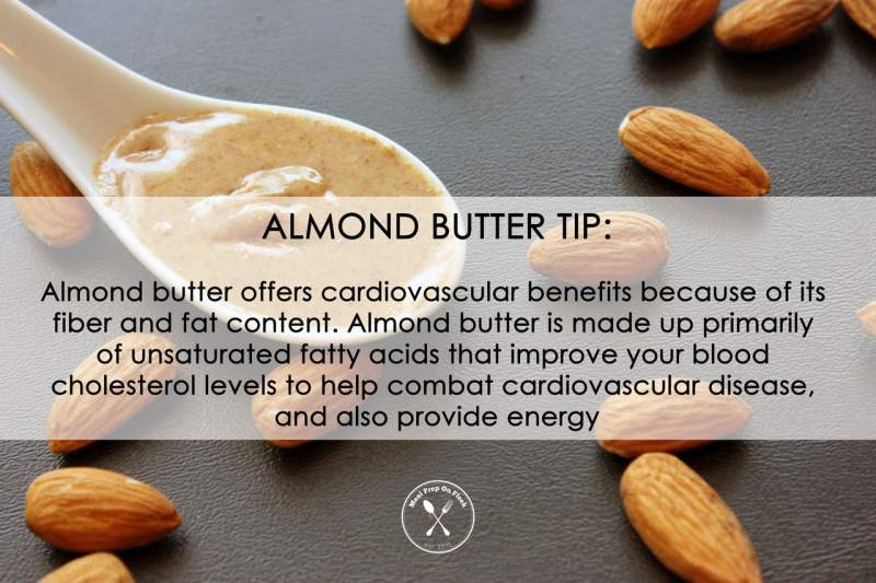 Almond Butter Health Facts