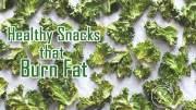 fat burning snacks - kale chips