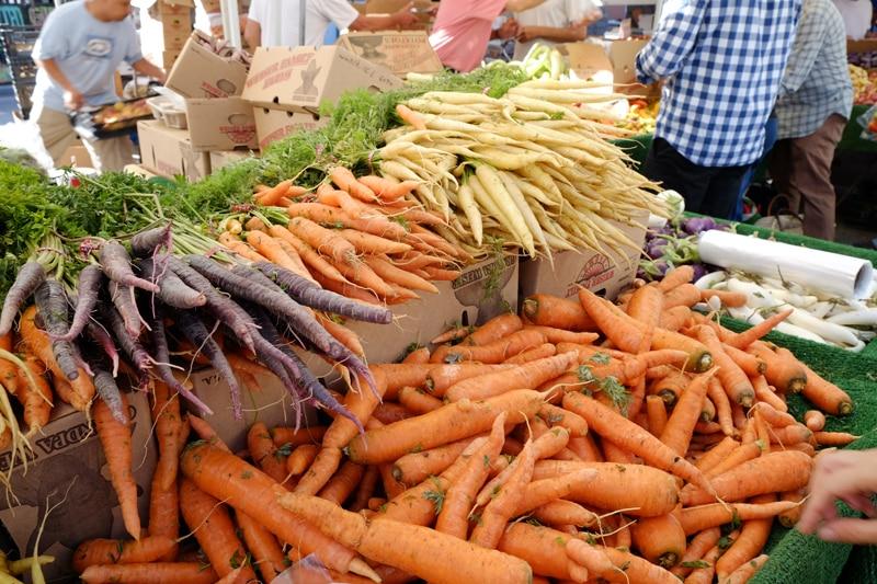 farmers market shopping tips